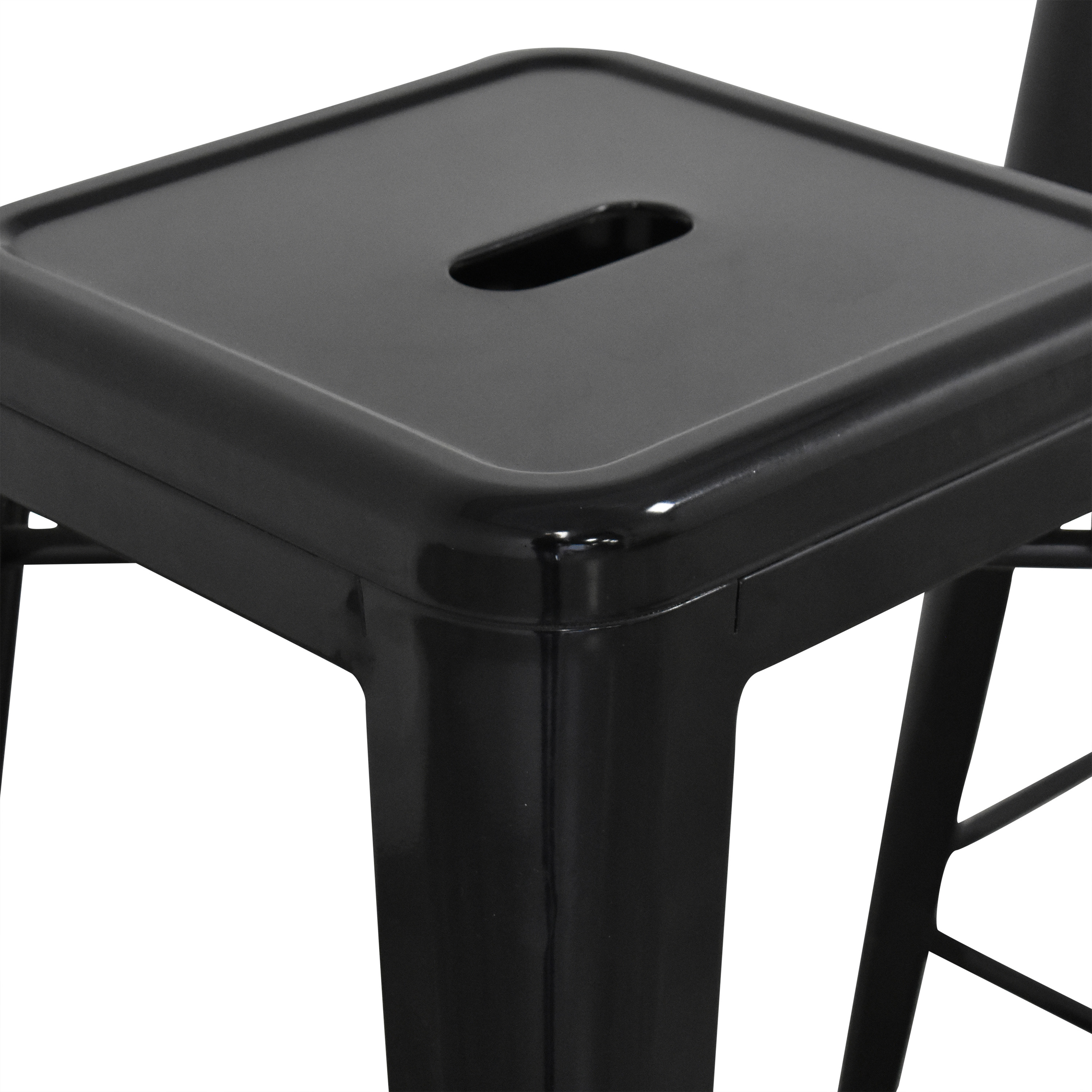 Dimensions Dimensions Backless Bar Stools on sale