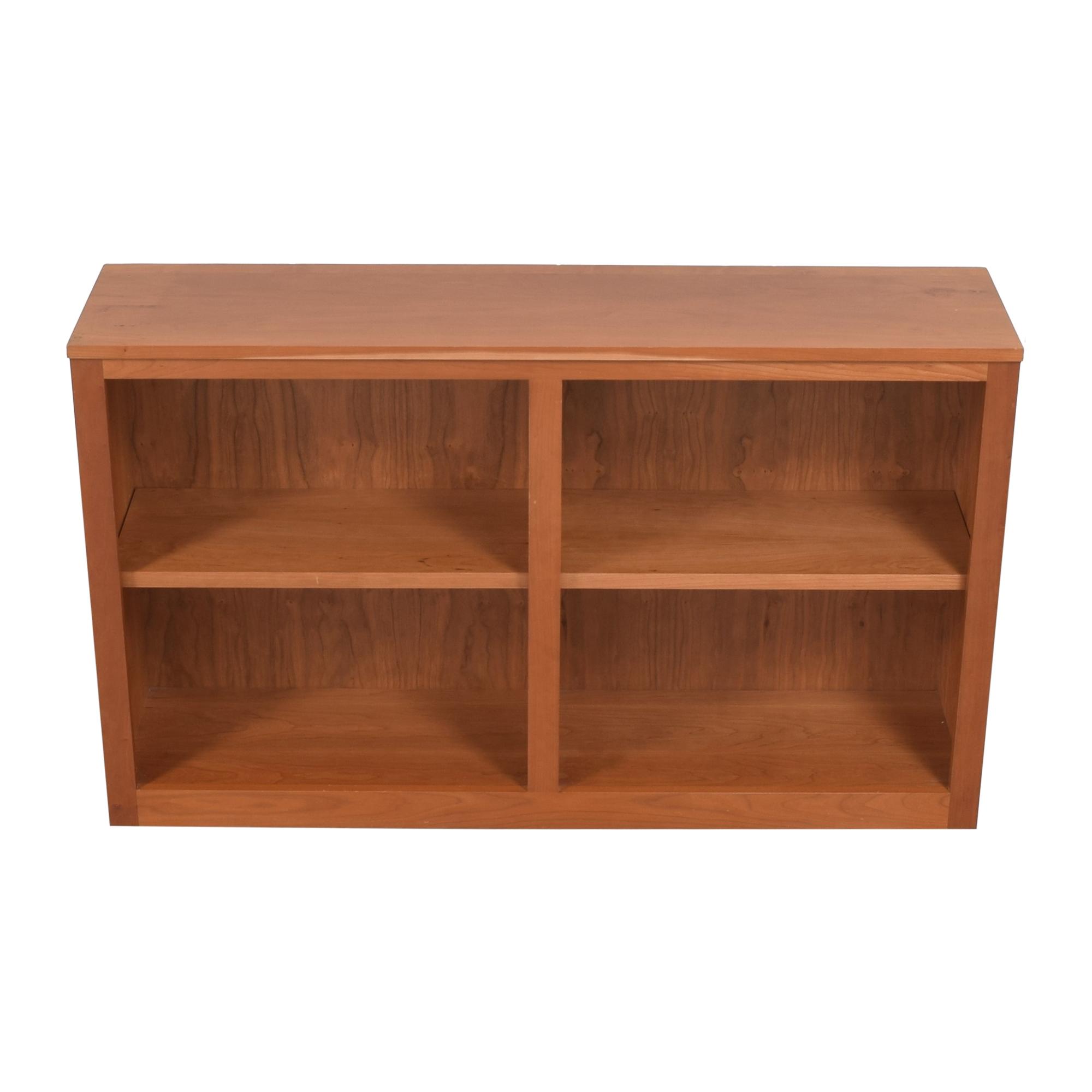 Room & Board Room & Board Woodwind Custom Bookcase brown