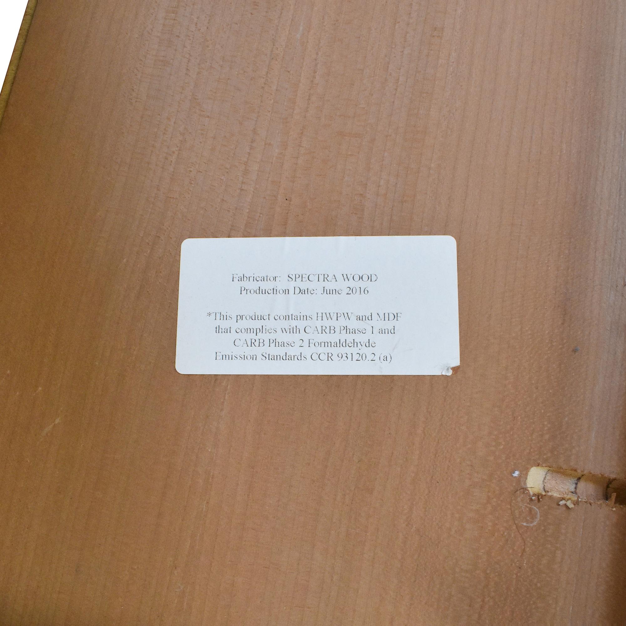 Room & Board Room & Board Woodwind Custom Bookcase used