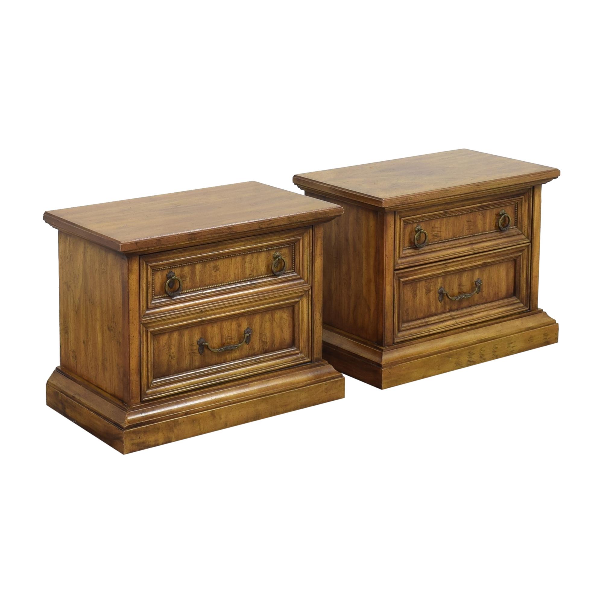 buy Stanley Furniture Stanley Furniture Two Drawer Nightstands online