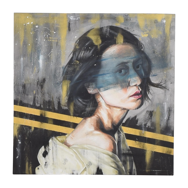 Vadim Smik Moment of Silence Wall Art Wall Art