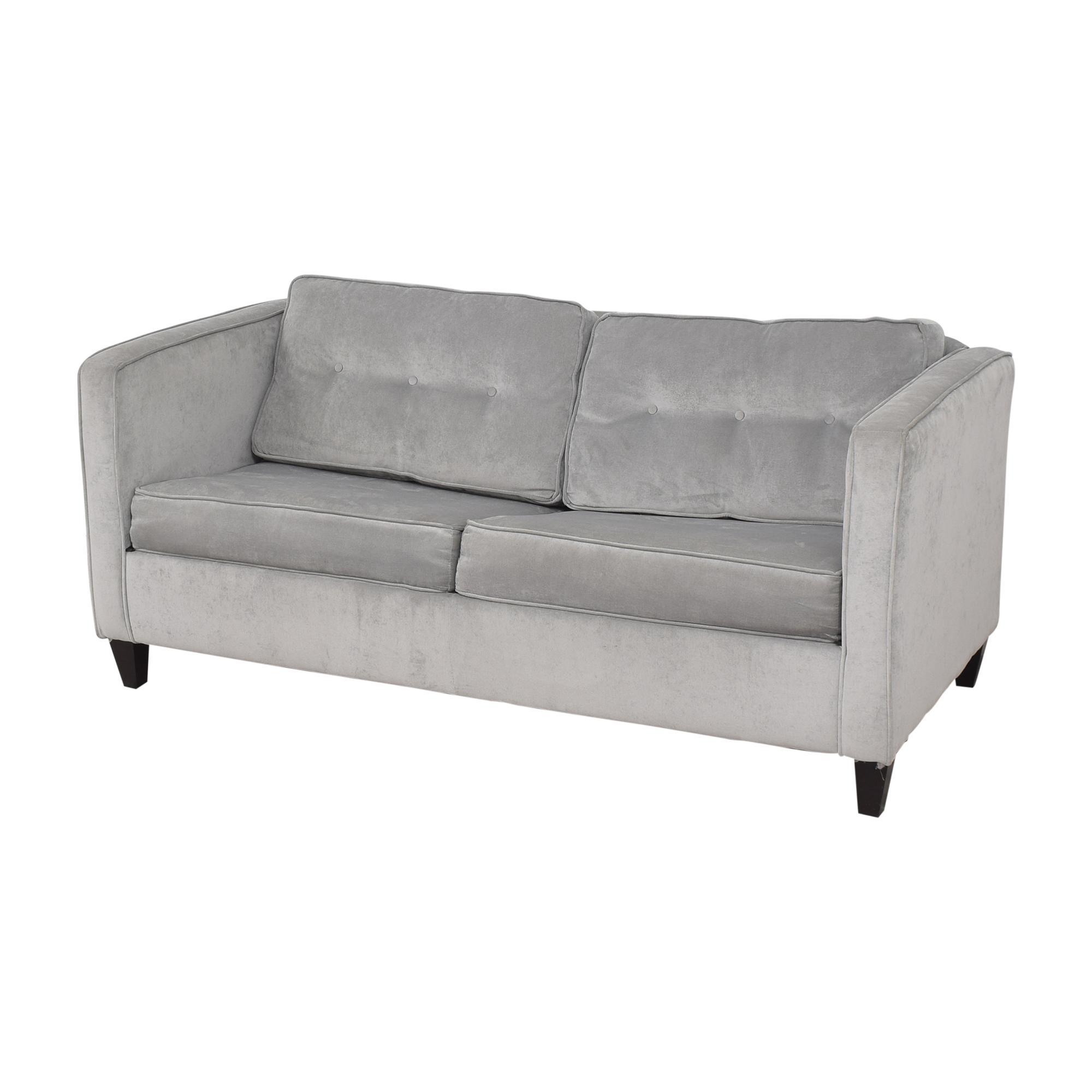 buy Wayfair Ebern Designs Dengler Square Arm Sleeper Sofa Wayfair Sofa Beds