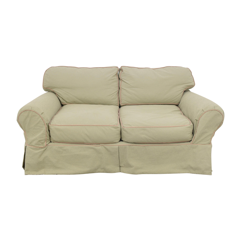 Lee Industries Lee Industries Slipcovered Two Cushion Sofa