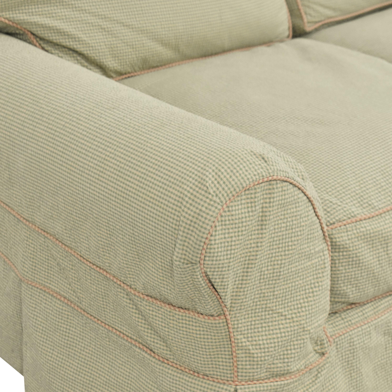 Lee Industries Lee Industries Slipcovered Two Cushion Sofa used