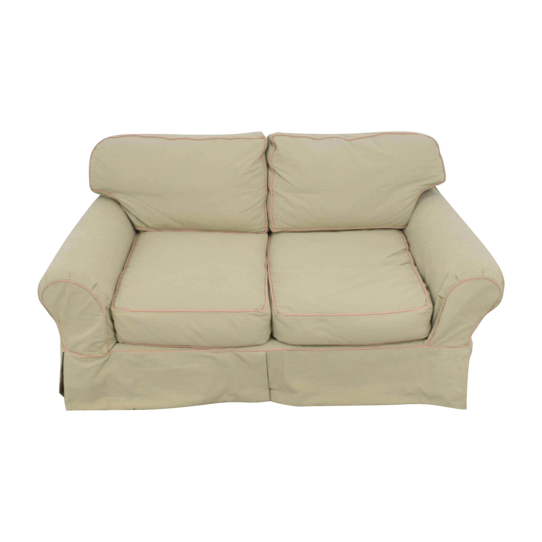 Lee Industries Lee Industries Slipcovered Two Cushion Sofa nyc