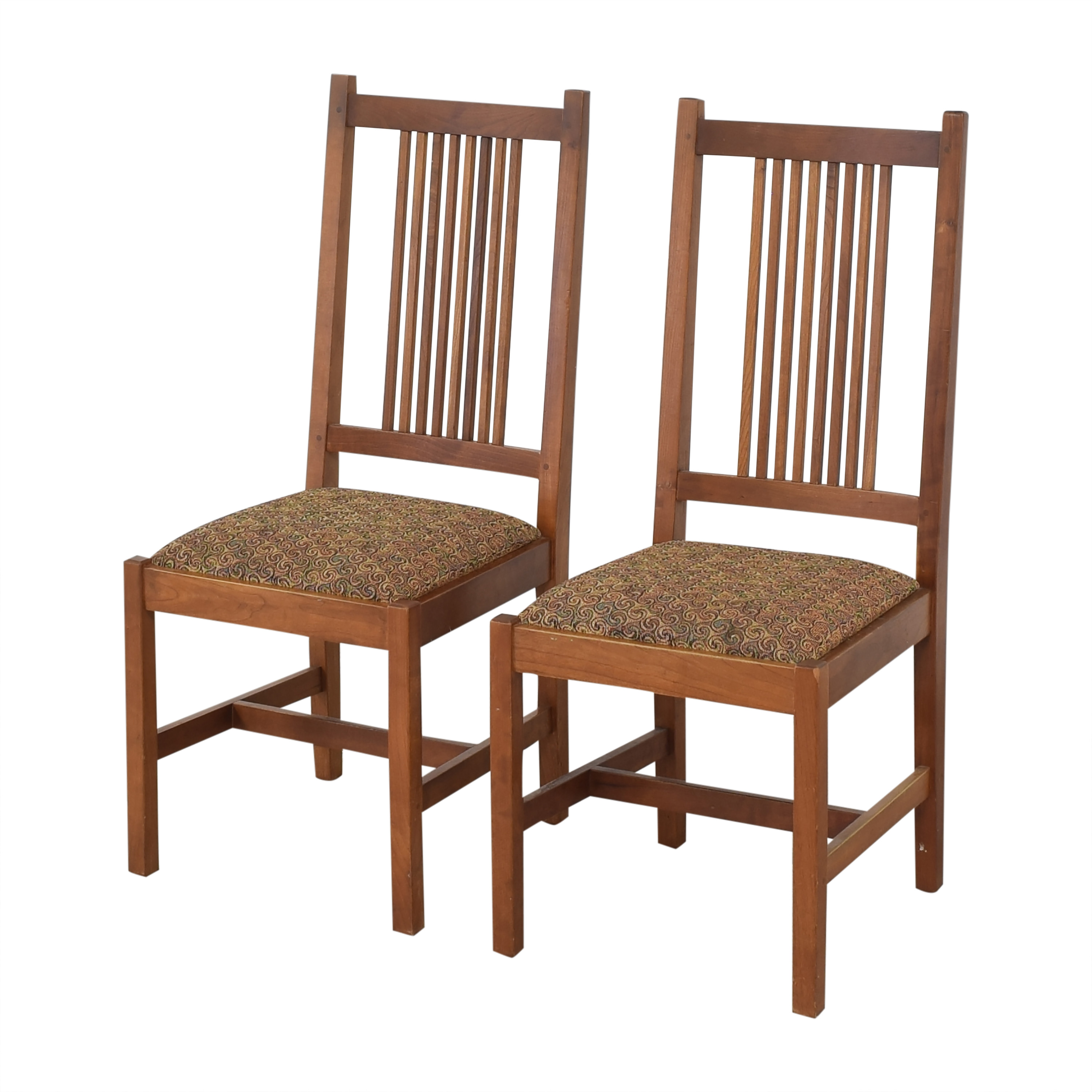 Stickley Furniture Stickley Furniture Shaker Dining Side Chairs price
