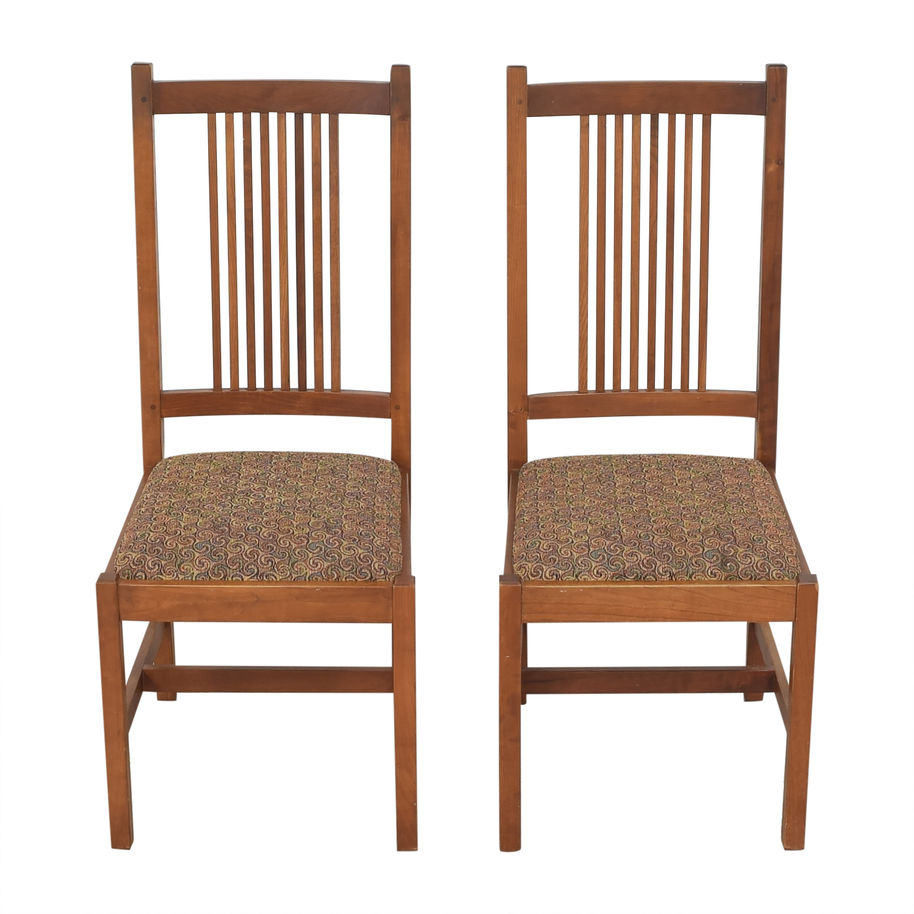 buy Stickley Furniture Shaker Dining Side Chairs Stickley Furniture
