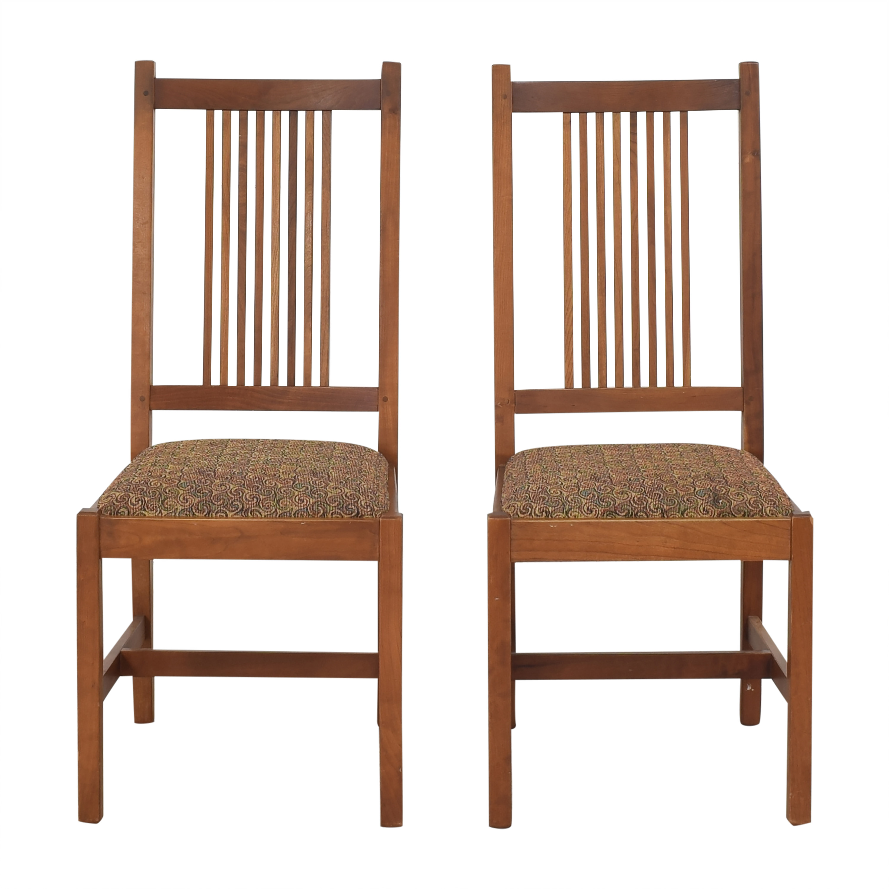 Stickley Furniture Shaker Dining Side Chairs sale