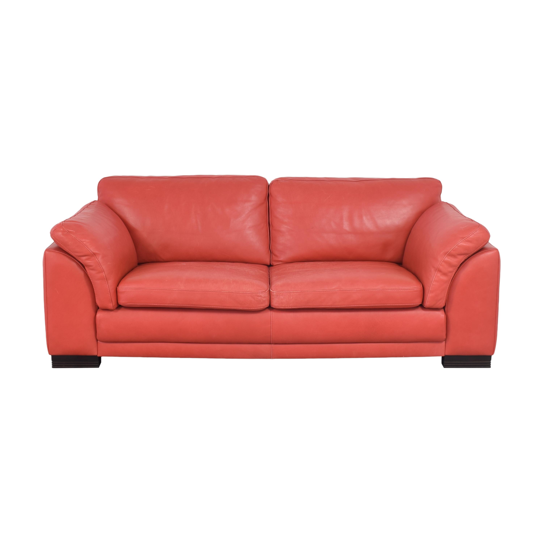 Roche Bobois Two Cushion Sofa sale