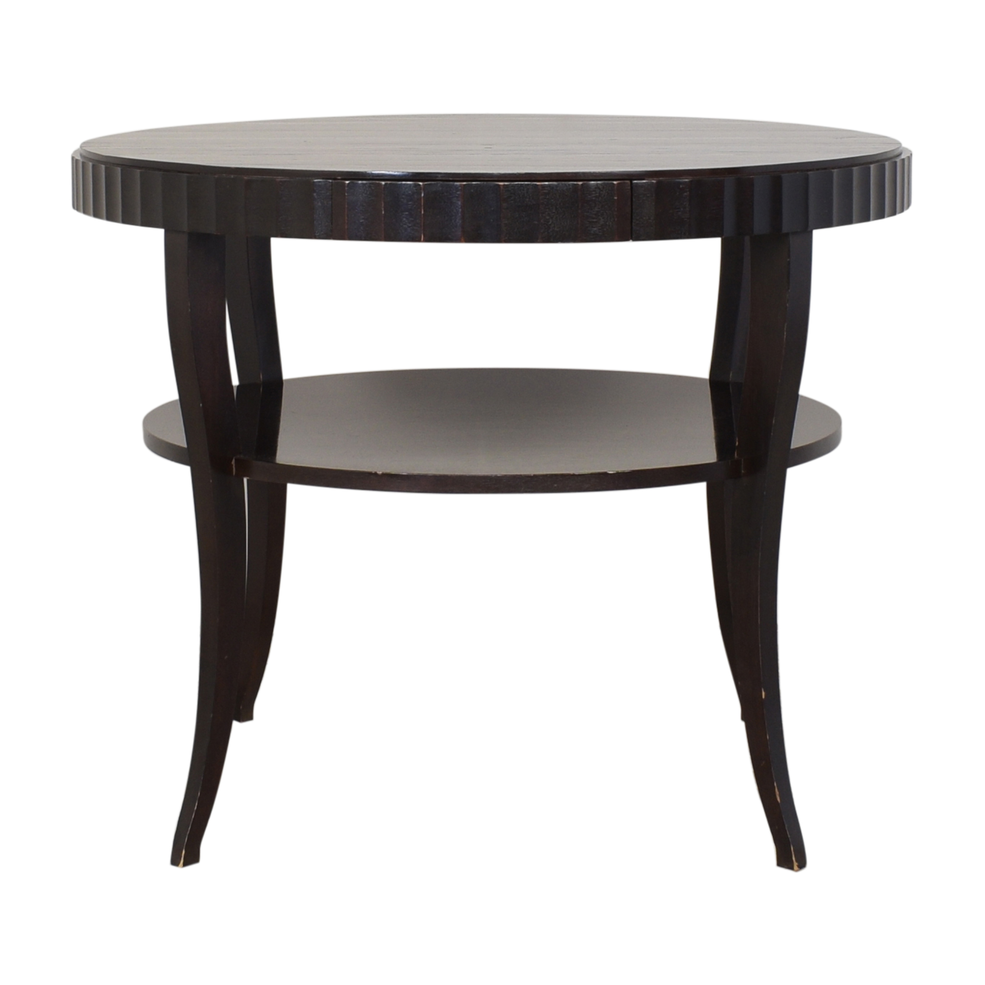 shop Baker Furniture Barbara Barry for Baker Fluted Edge Center Table online