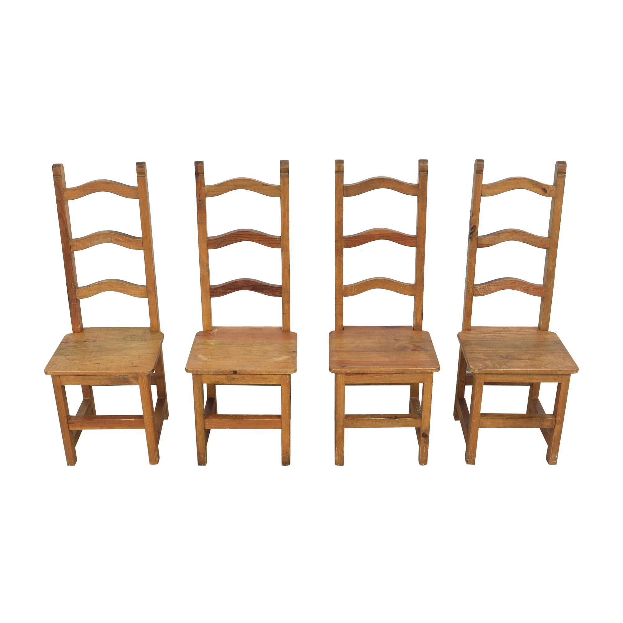 ABC Carpet & Home ABC Carpet & Home Ladderback Dining Chairs coupon