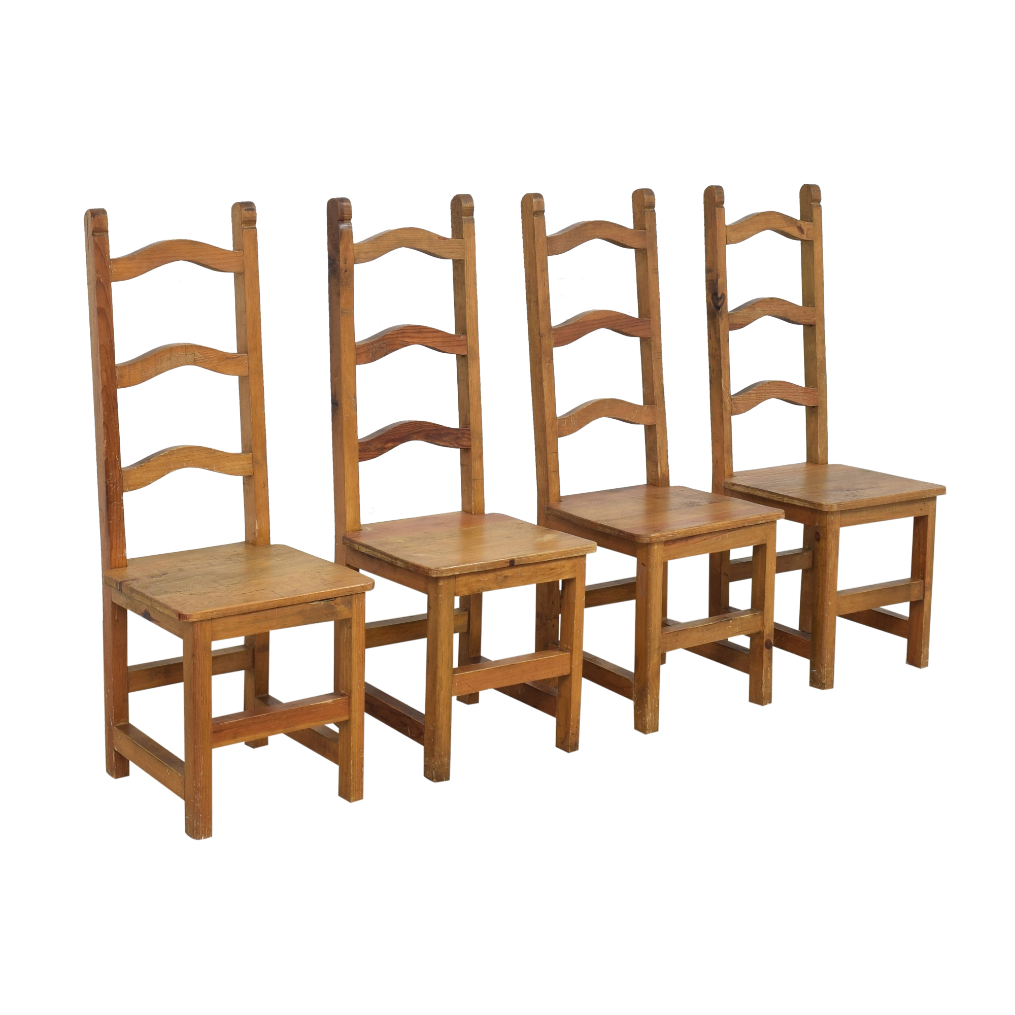 shop ABC Carpet & Home Ladderback Dining Chairs ABC Carpet & Home Chairs