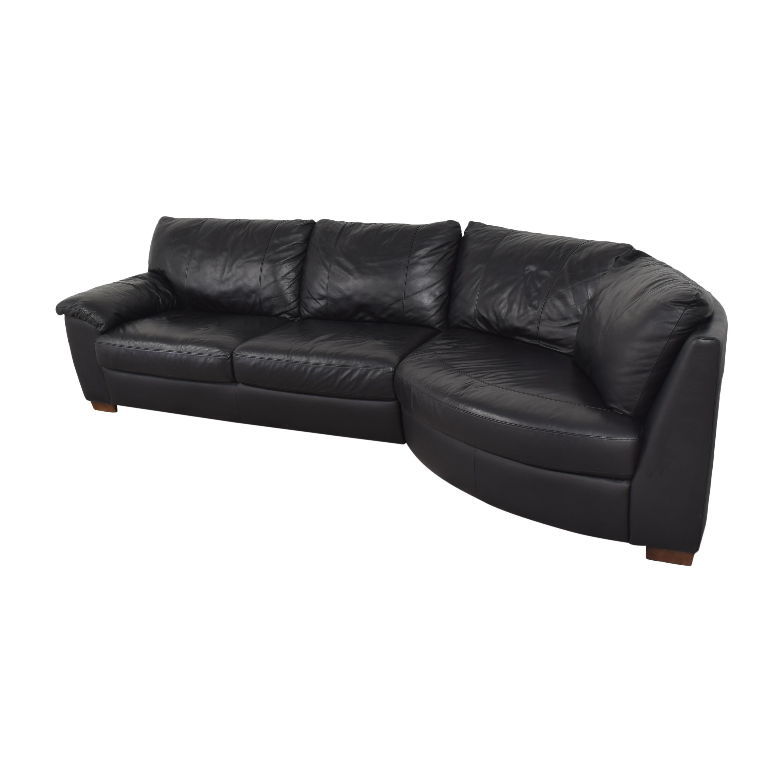 buy IKEA VRETA Corner Sofa with Ottoman IKEA Sofas