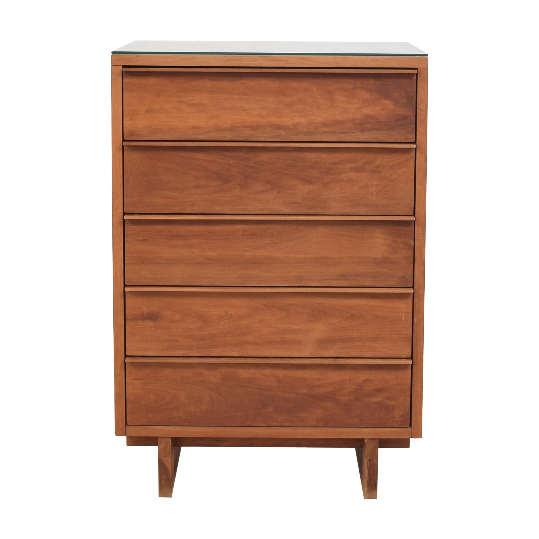 Vermont Furniture Designs Five Drawer Chest Vermont Furniture Designs