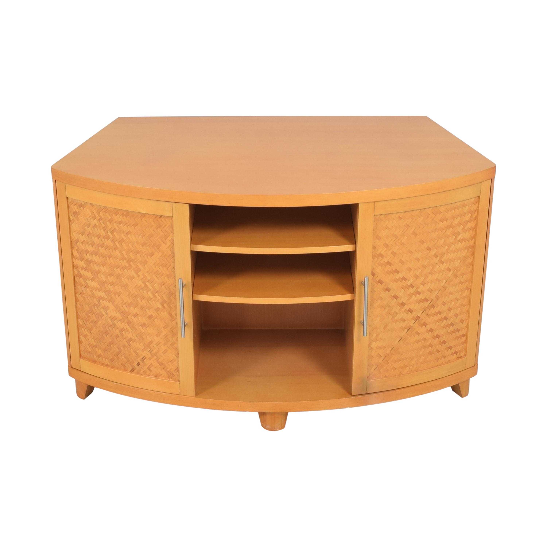 shop Todd Oldham for La-Z-Boy Joan Credenza La-Z-Boy Cabinets & Sideboards
