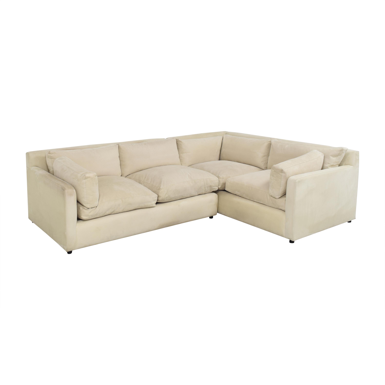 Montauk Sofa Corner Sectional Sofa / Sectionals
