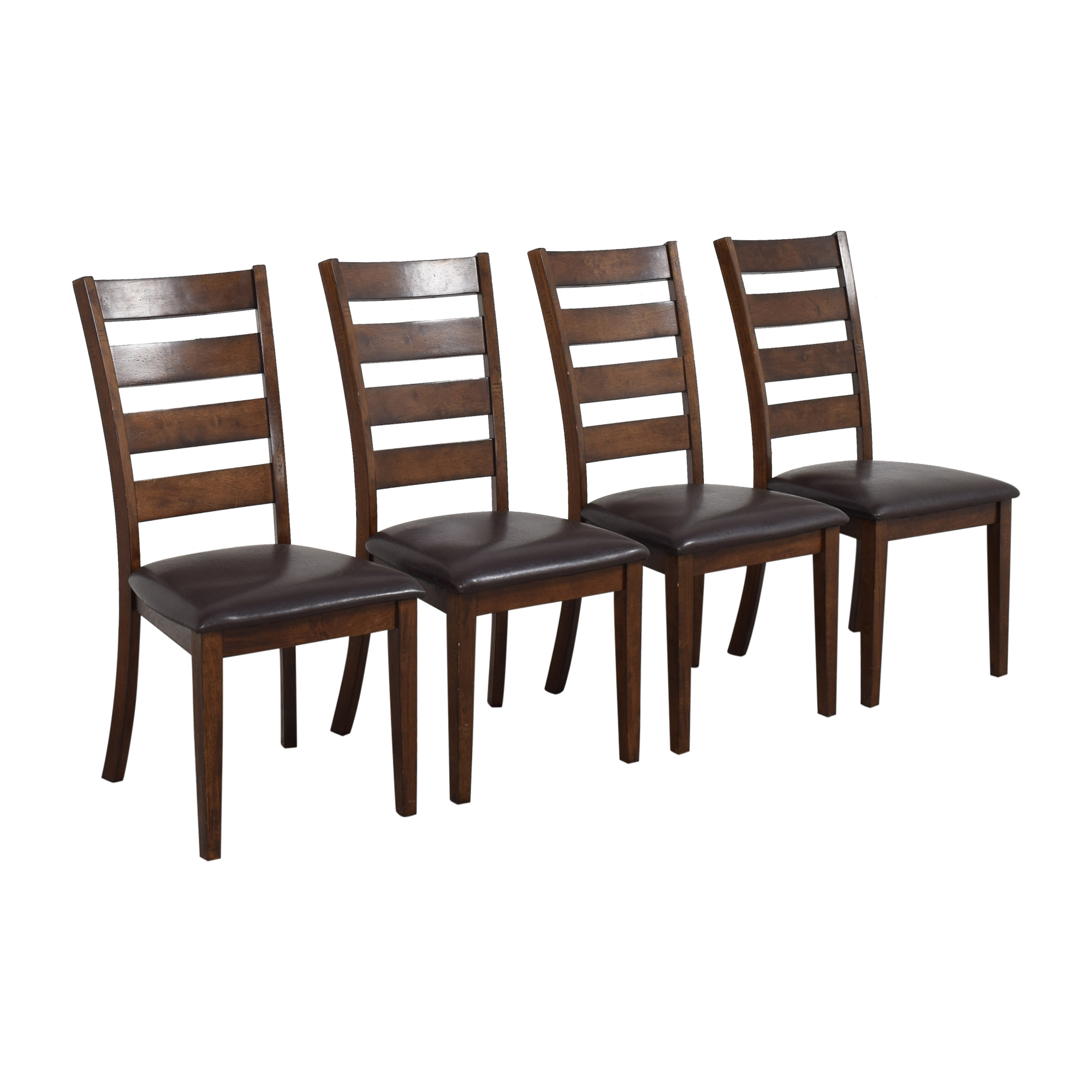 buy Raymour & Flanigan Ladder Back Dining Chairs Raymour & Flanigan Dining Chairs