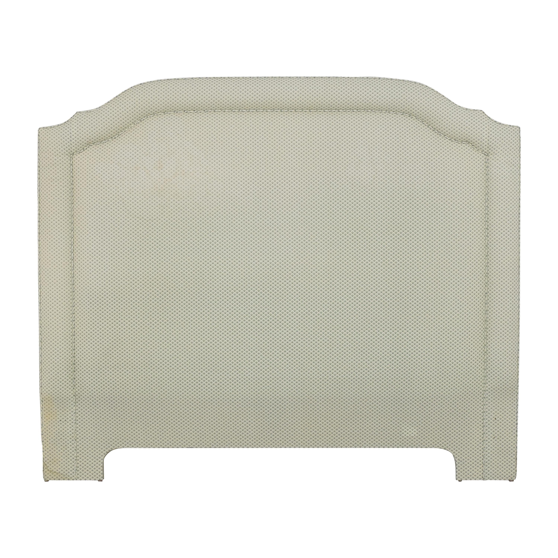 Upholstered Queen Headboard ma