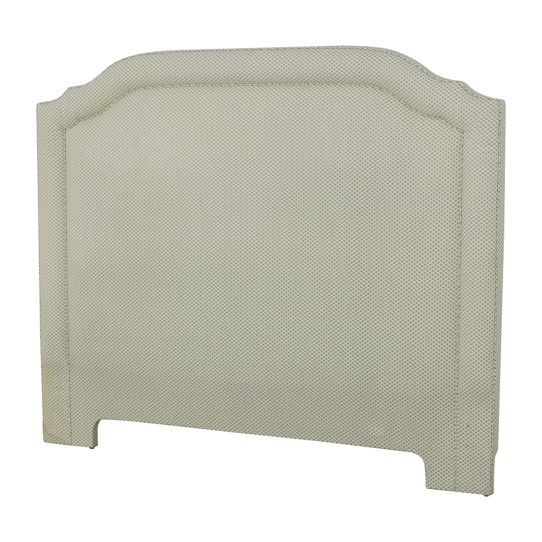shop Upholstered Queen Headboard