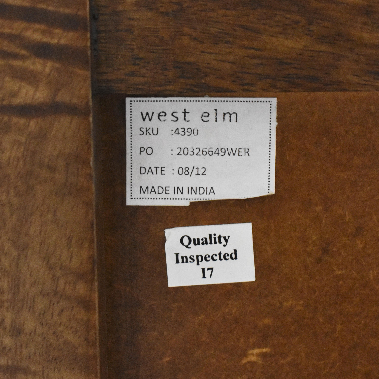 West Elm West Elm Boerum Three Drawer Dresser Storage