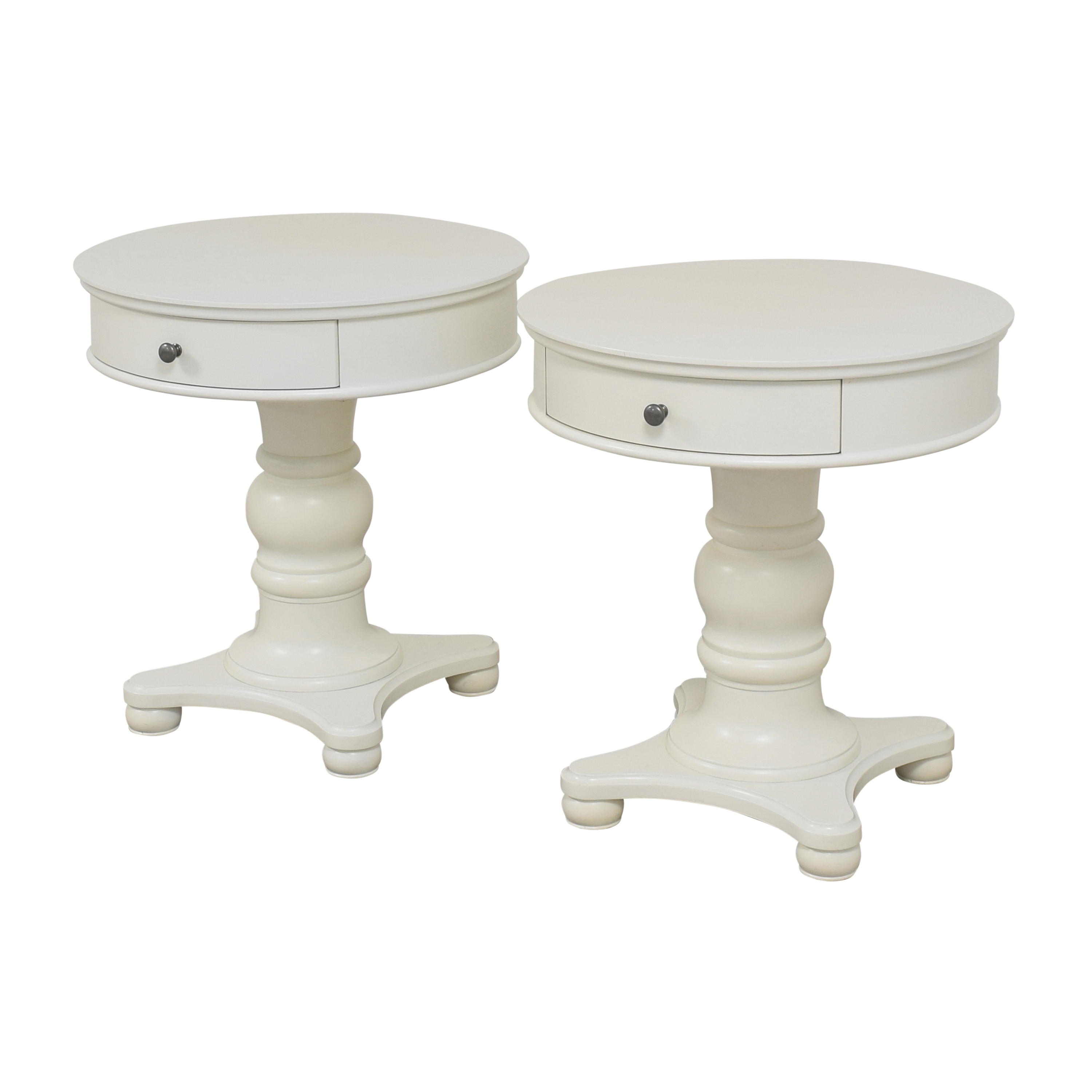 Pottery Barn Francisco End Tables / Tables