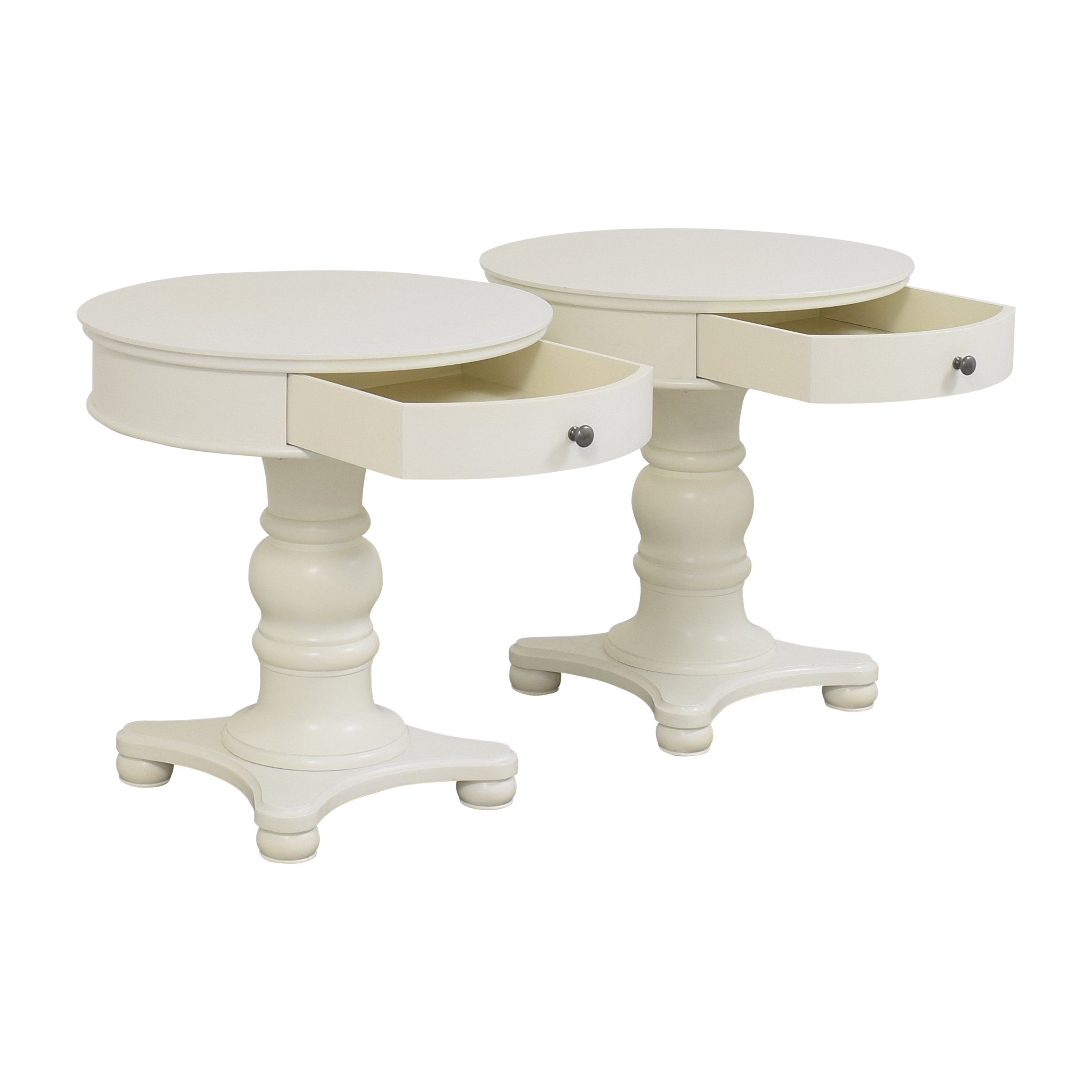 Pottery Barn Pottery Barn Francisco End Tables used