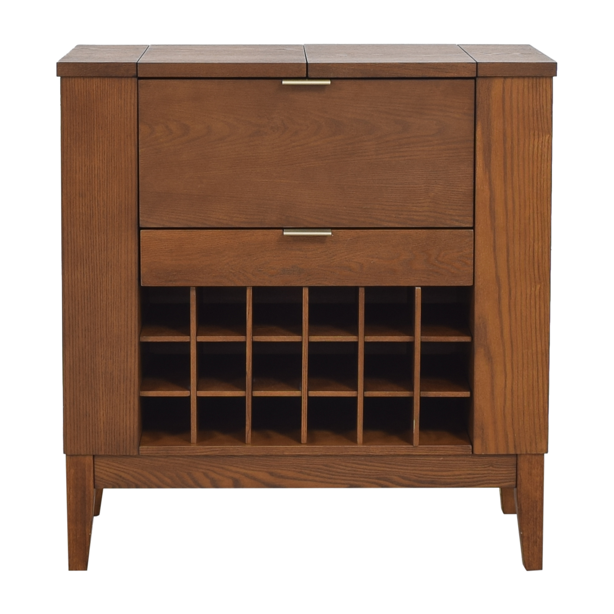 buy Crate & Barrel Parker Spirits Bourbon Cabinet Crate & Barrel Cabinets & Sideboards