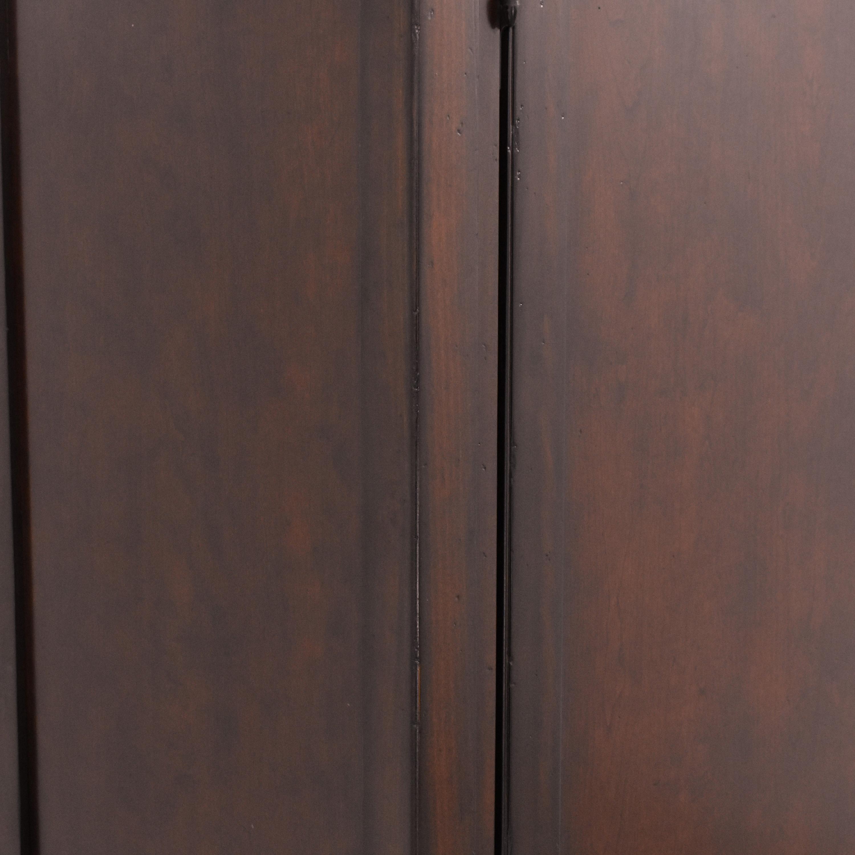 buy Thomasville Two Door Wardrobe Thomasville