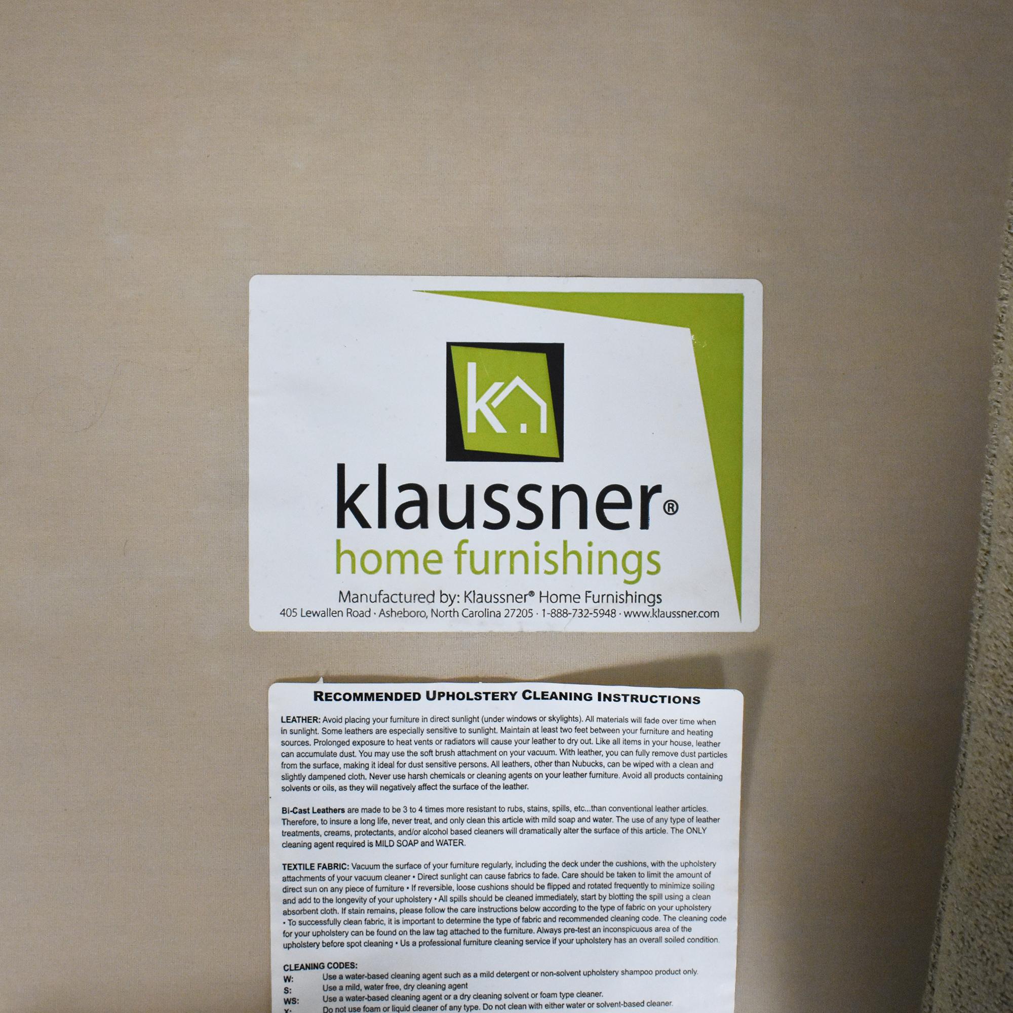 shop Klaussner Klaussner Loveseat online