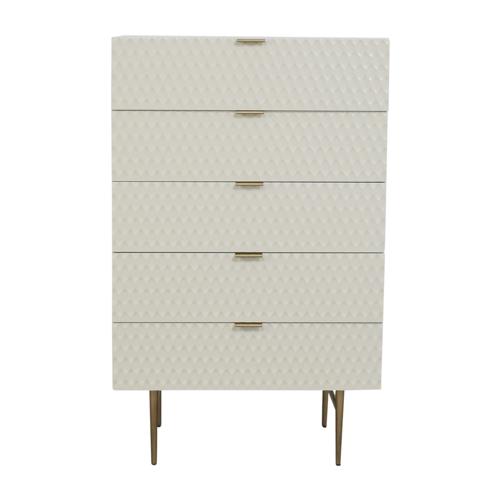 West Elm West Elm Audrey 5-Drawer Dresser dimensions