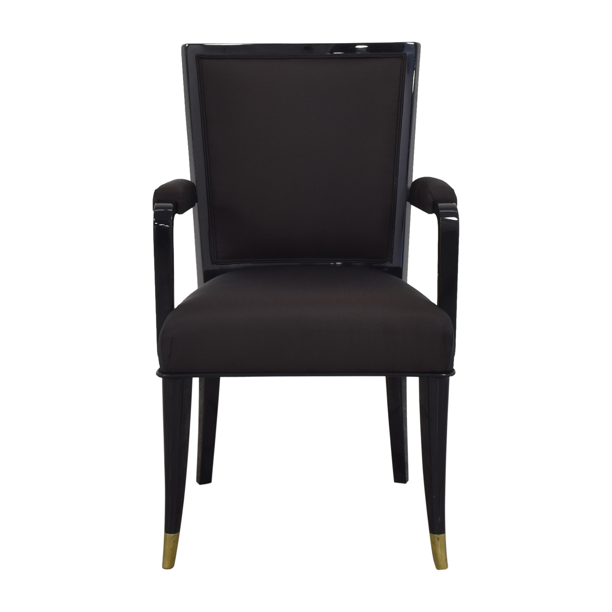 Smania Upholstered Arm Chair sale