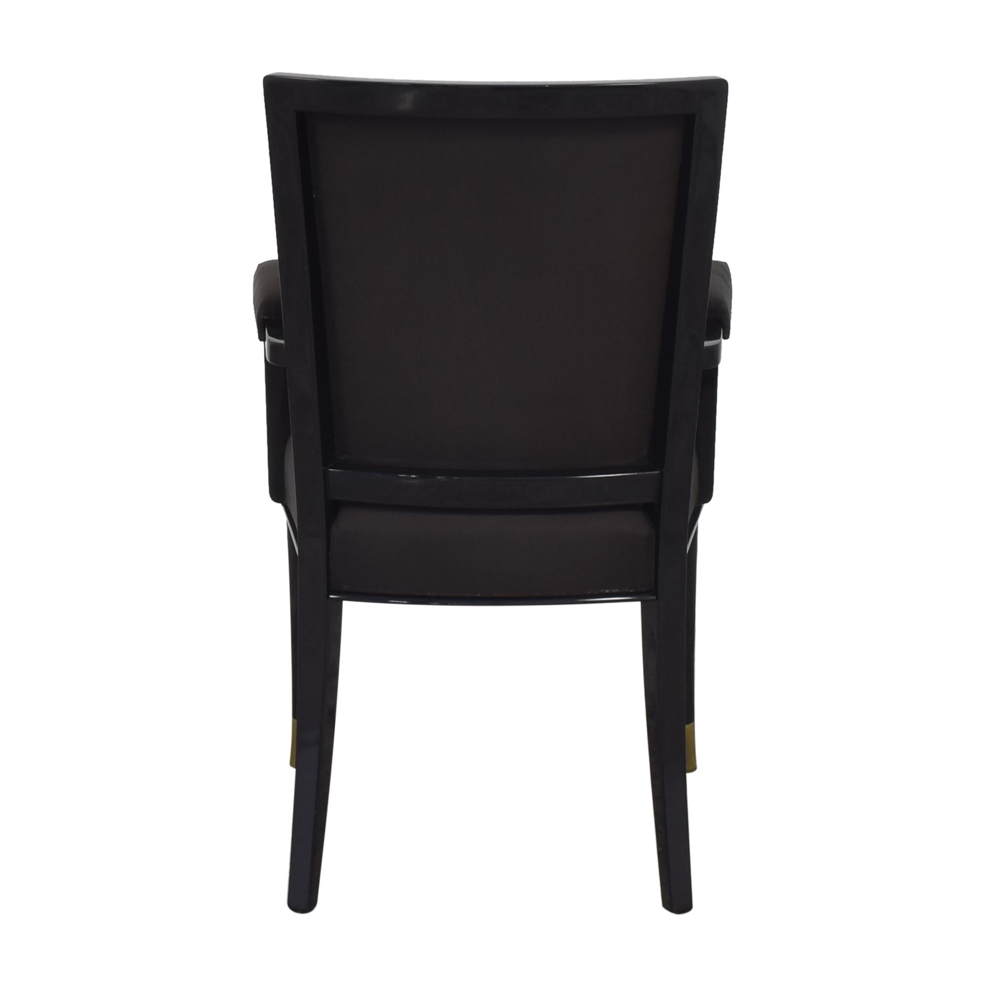 Smania Smania Upholstered Arm Chair ct