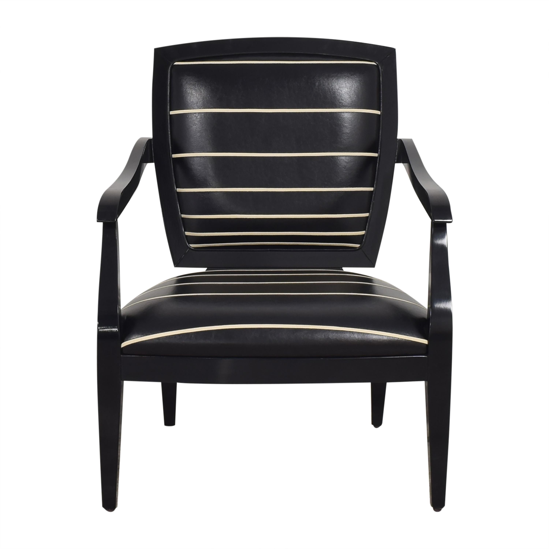Smania Smania Striped Accent Chair pa
