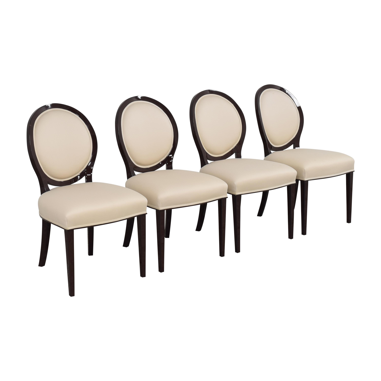 Nancy Corzine Nancy Corzine Sanford Side Dining Chairs Chairs