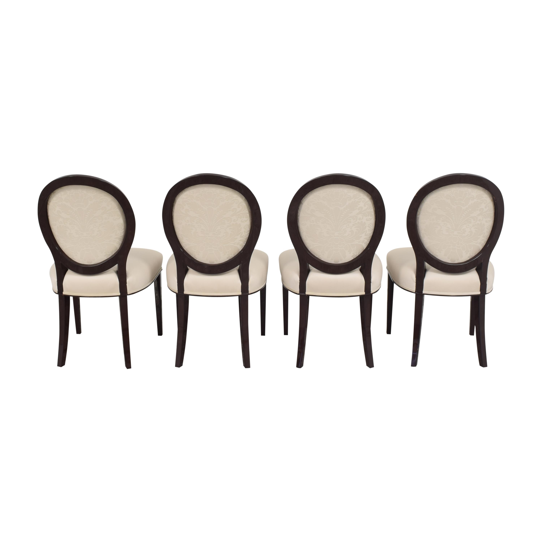 Nancy Corzine Nancy Corzine Sanford Side Dining Chairs ct