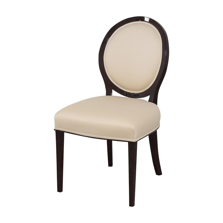 shop Nancy Corzine Sanford Side Dining Chairs Nancy Corzine Dining Chairs