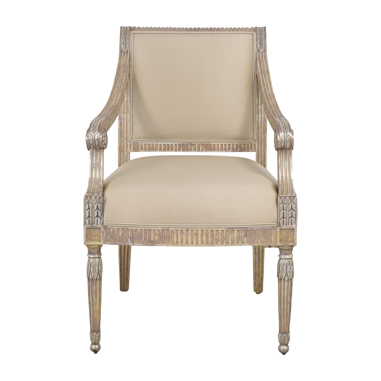 Accent Armchair beige