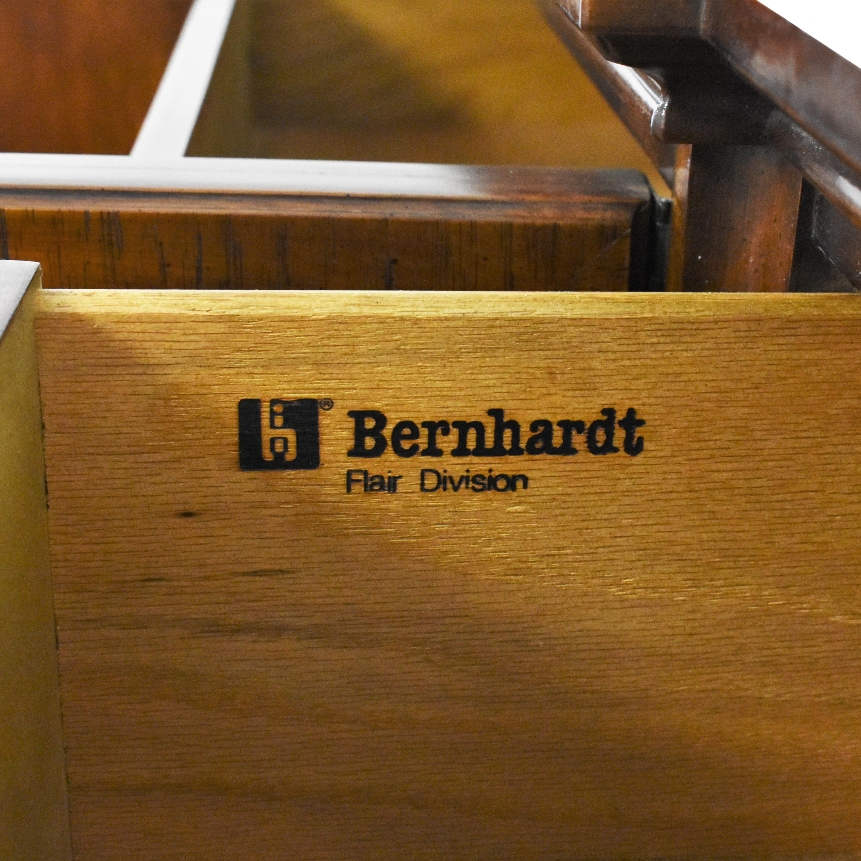 Bernhardt Bernhardt Dresser with Trifold Mirror pa