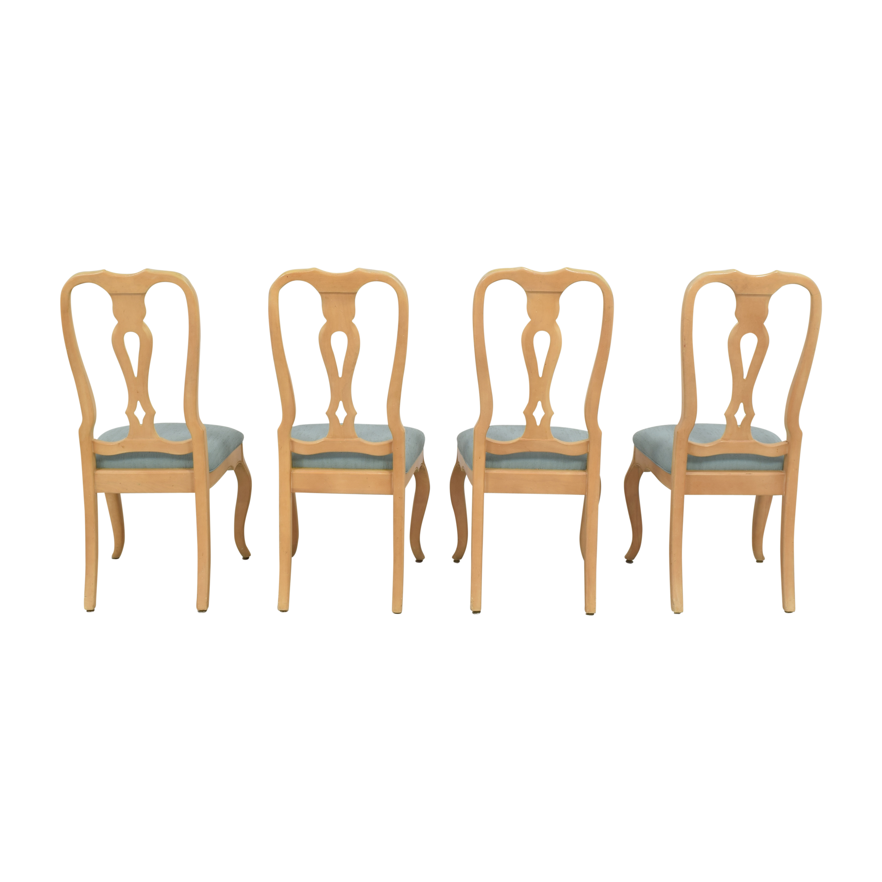 Ethan Allen Ethan Allen Upholstered Dining Chairs for sale
