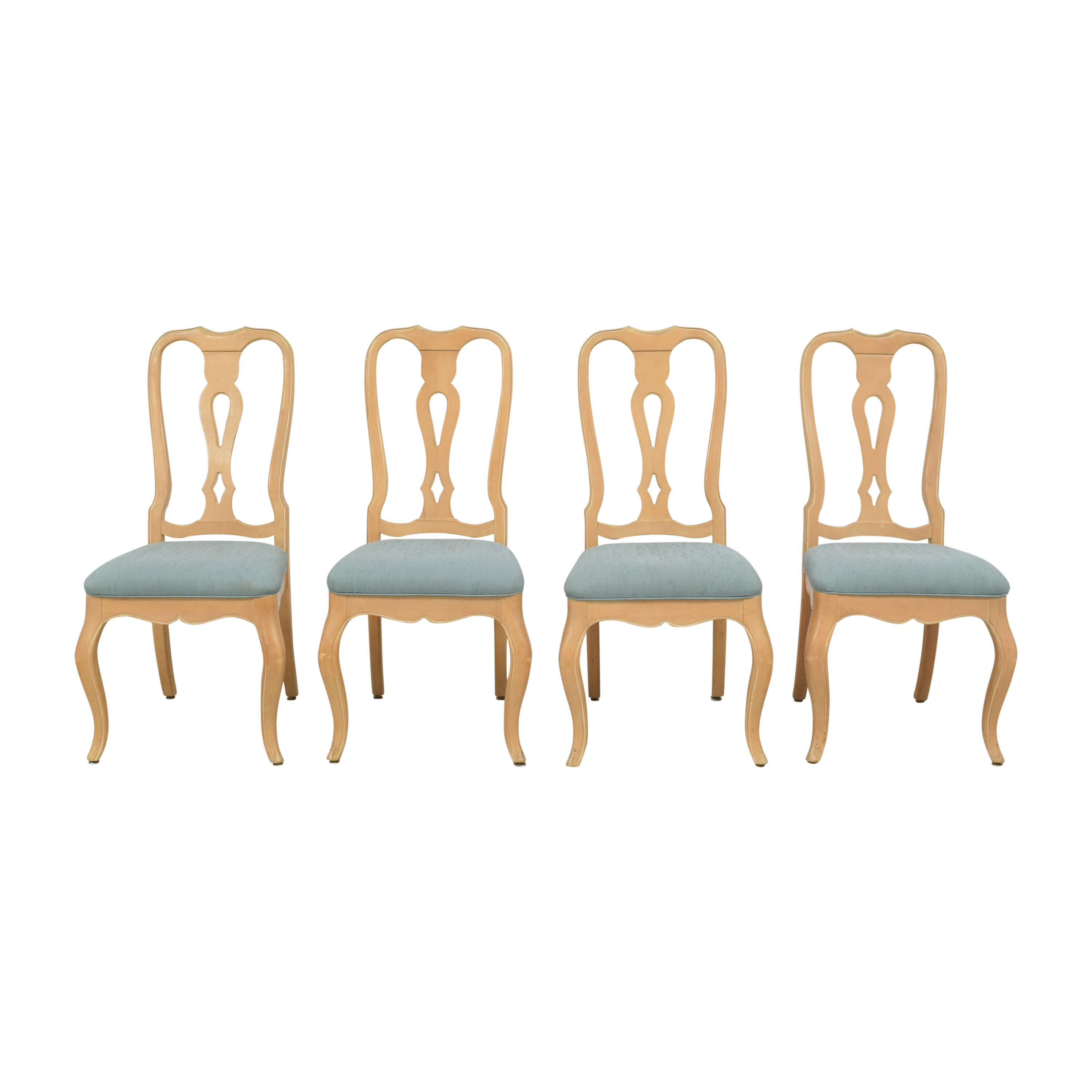 shop Ethan Allen Upholstered Dining Chairs Ethan Allen Chairs