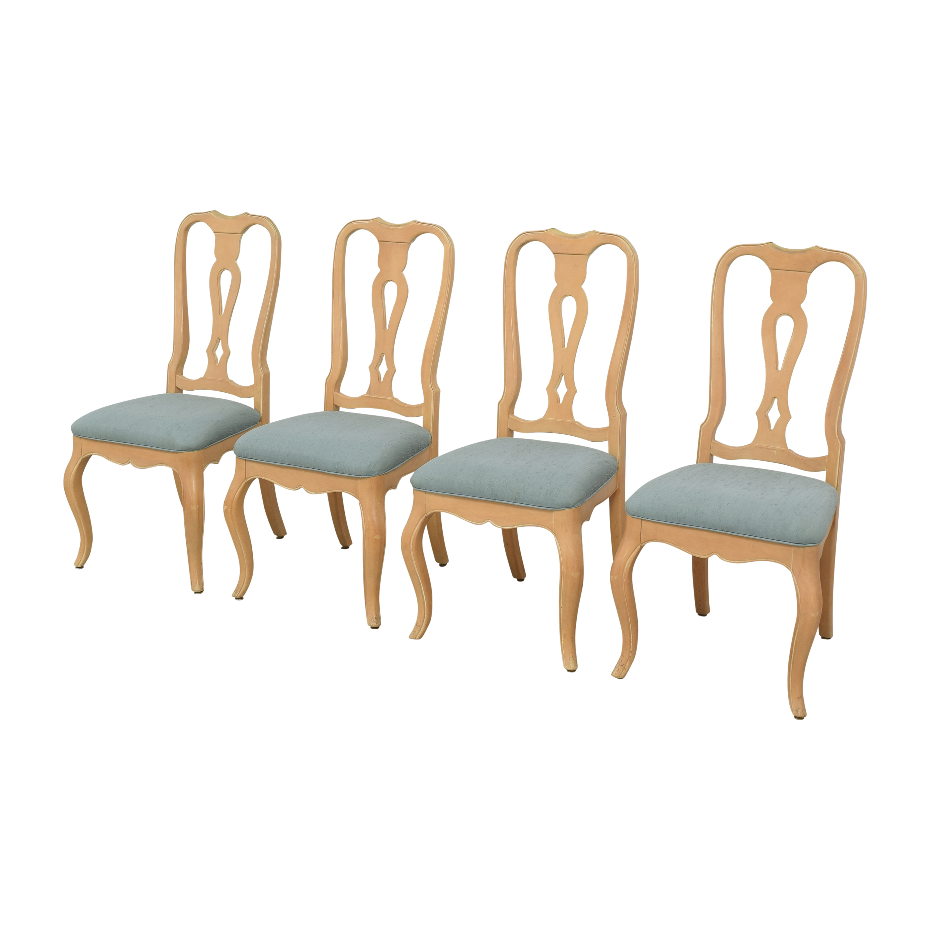 shop Ethan Allen Upholstered Dining Chairs Ethan Allen Dining Chairs
