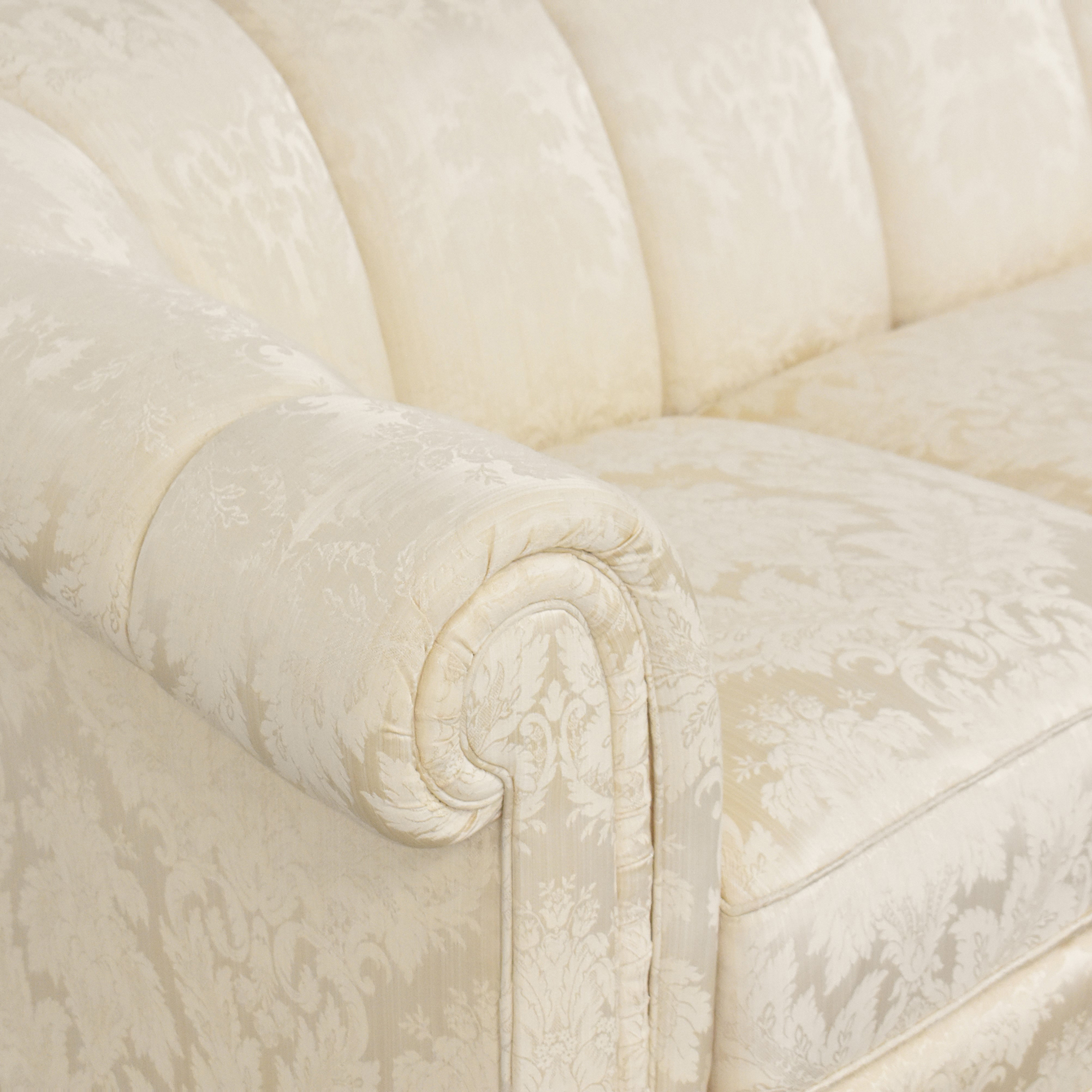 Sherrill Furniture Sherrill Furniture Three Cushion Sofa discount
