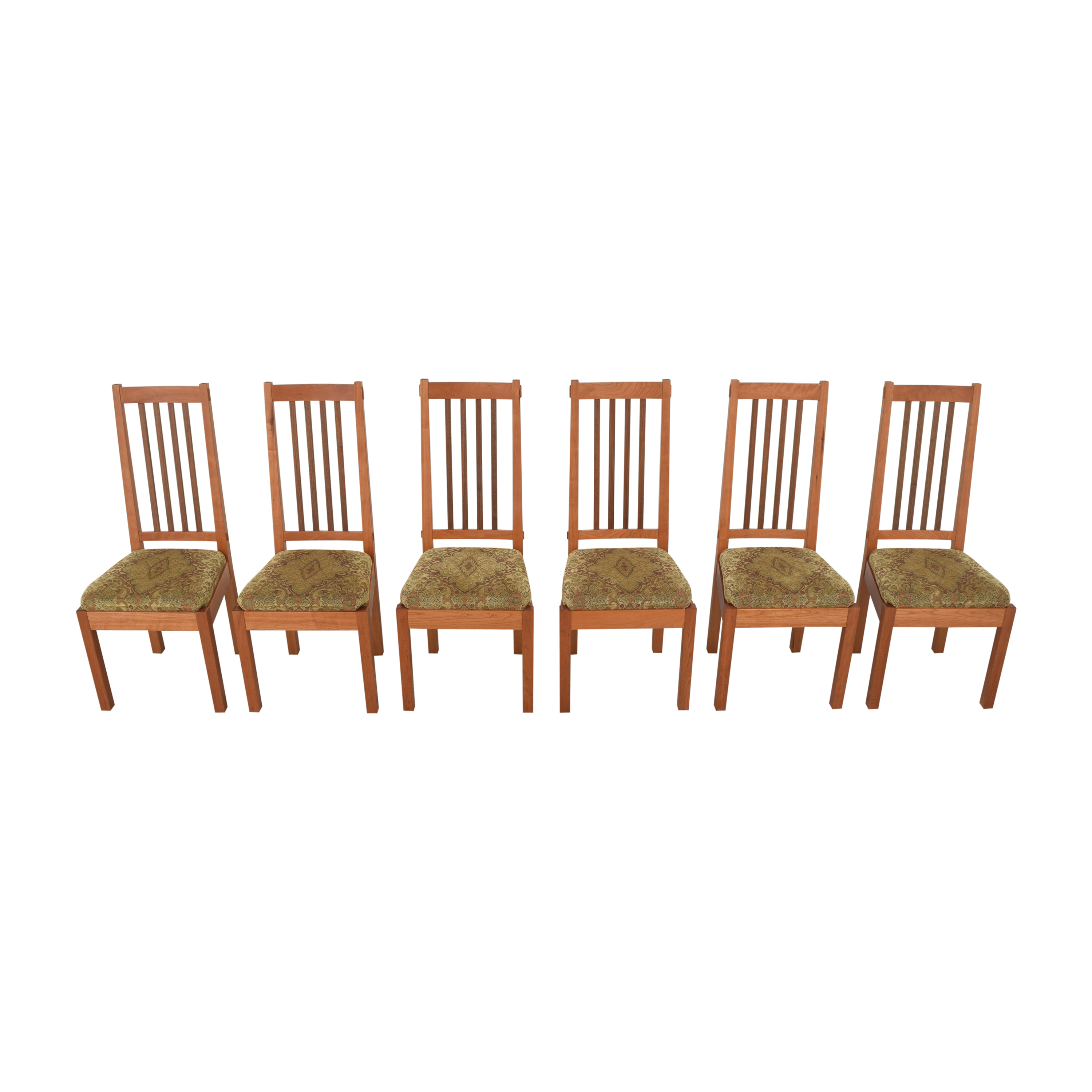 John Lomas Mission-Style Dining Side Chairs sale