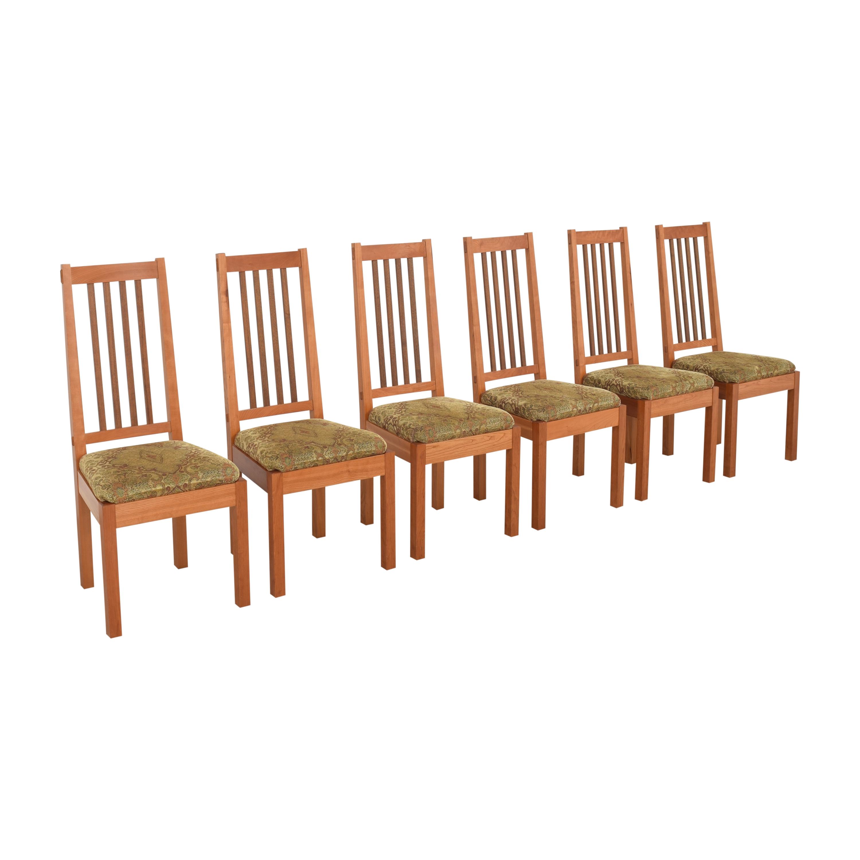 buy John Lomas Mission-Style Dining Side Chairs John Lomas