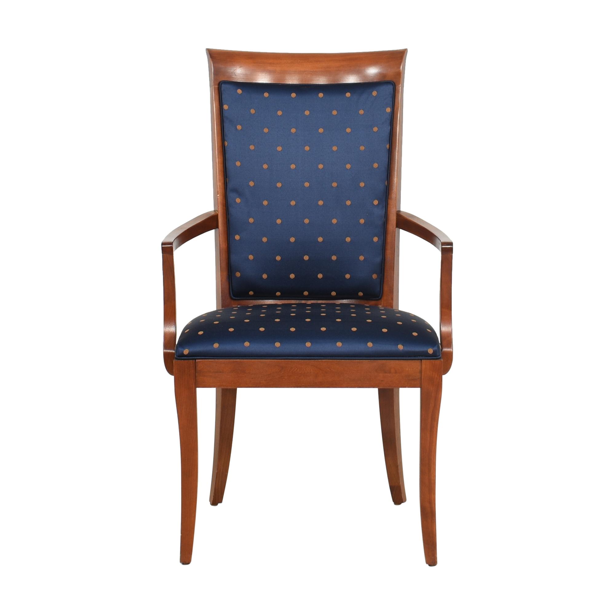 Ethan Allen Ethan Allen Medallion Dining Arm Chair coupon