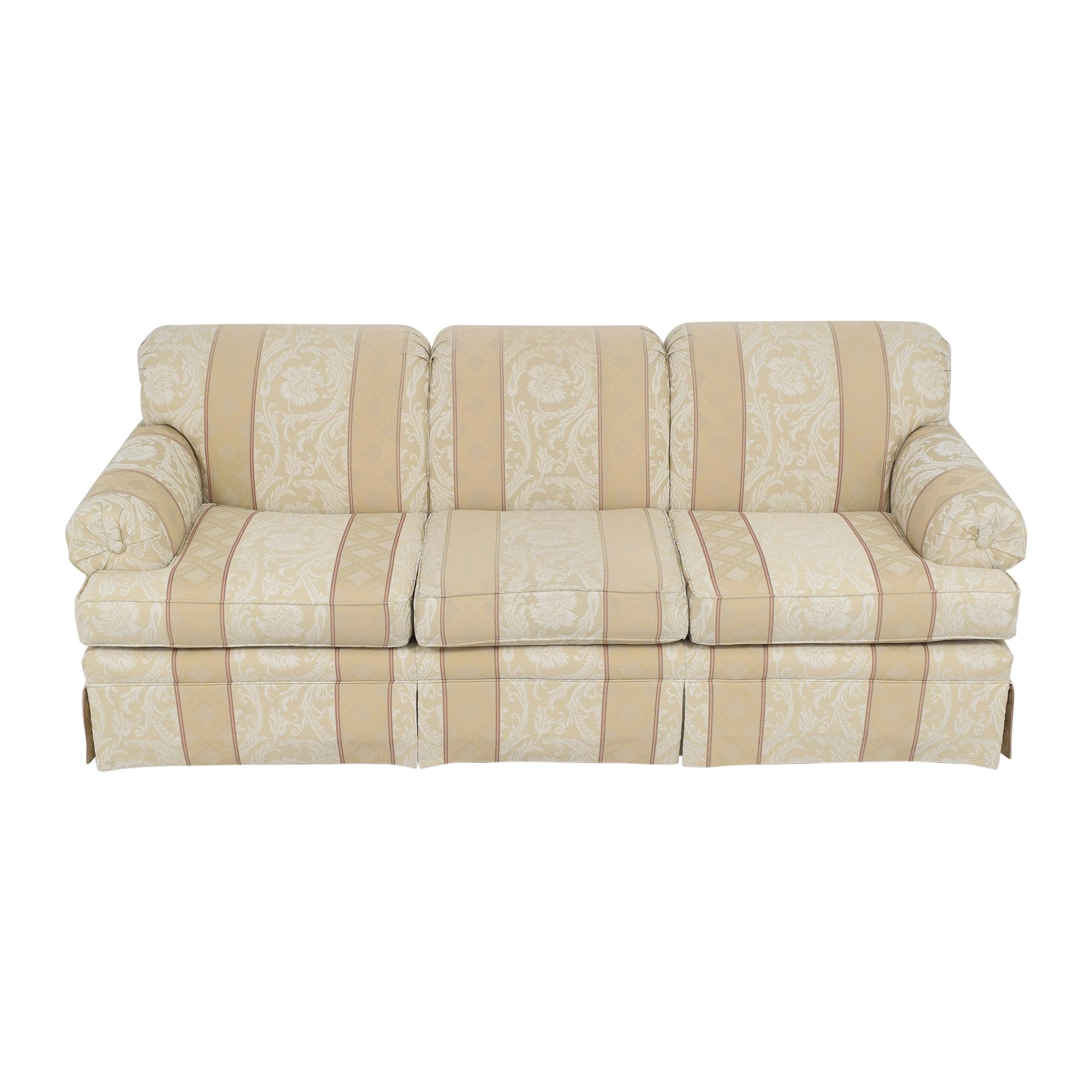 Ethan Allen Ethan Allen Roll Arm Sofa