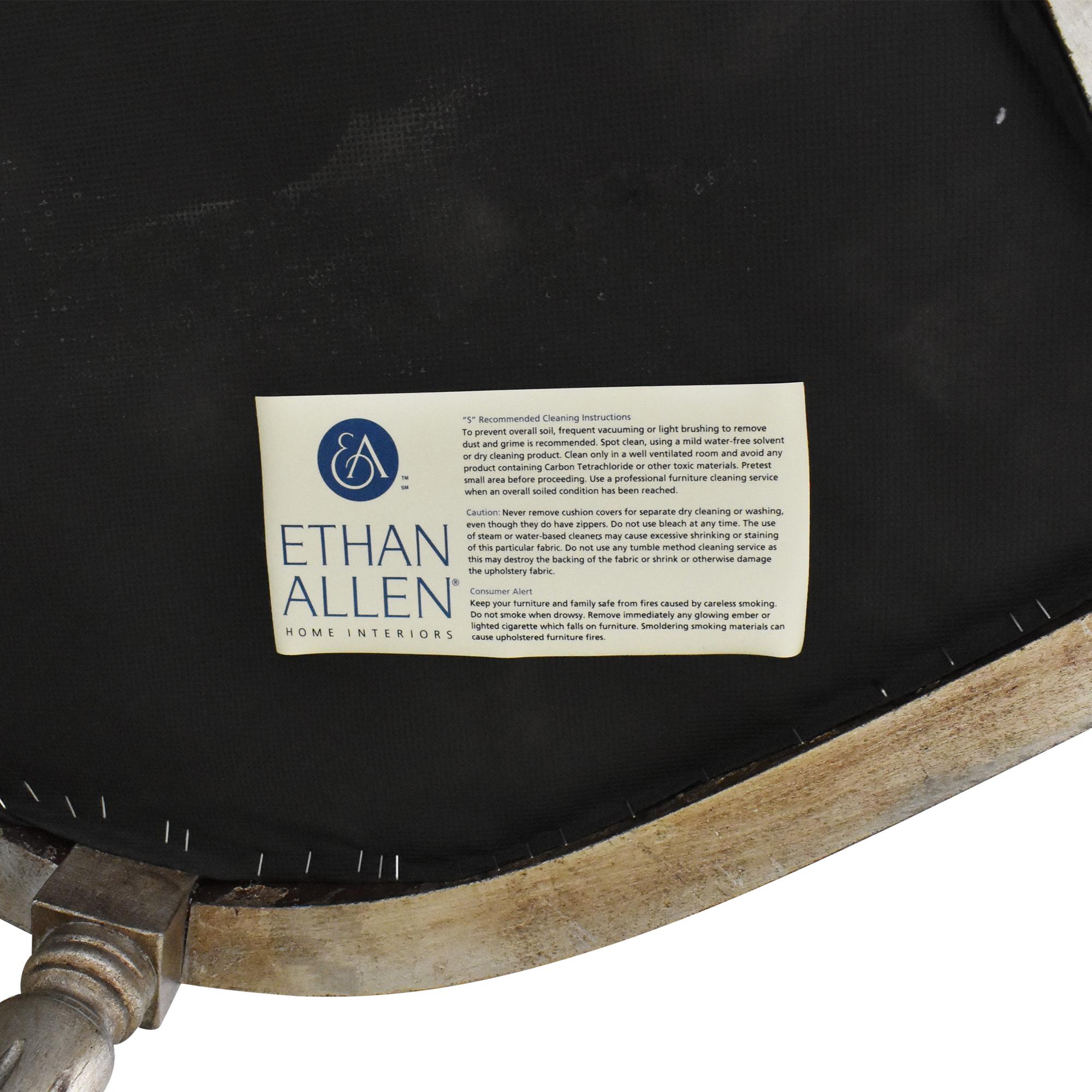 Ethan Allen Ethan Allen Josephine Armchair pa