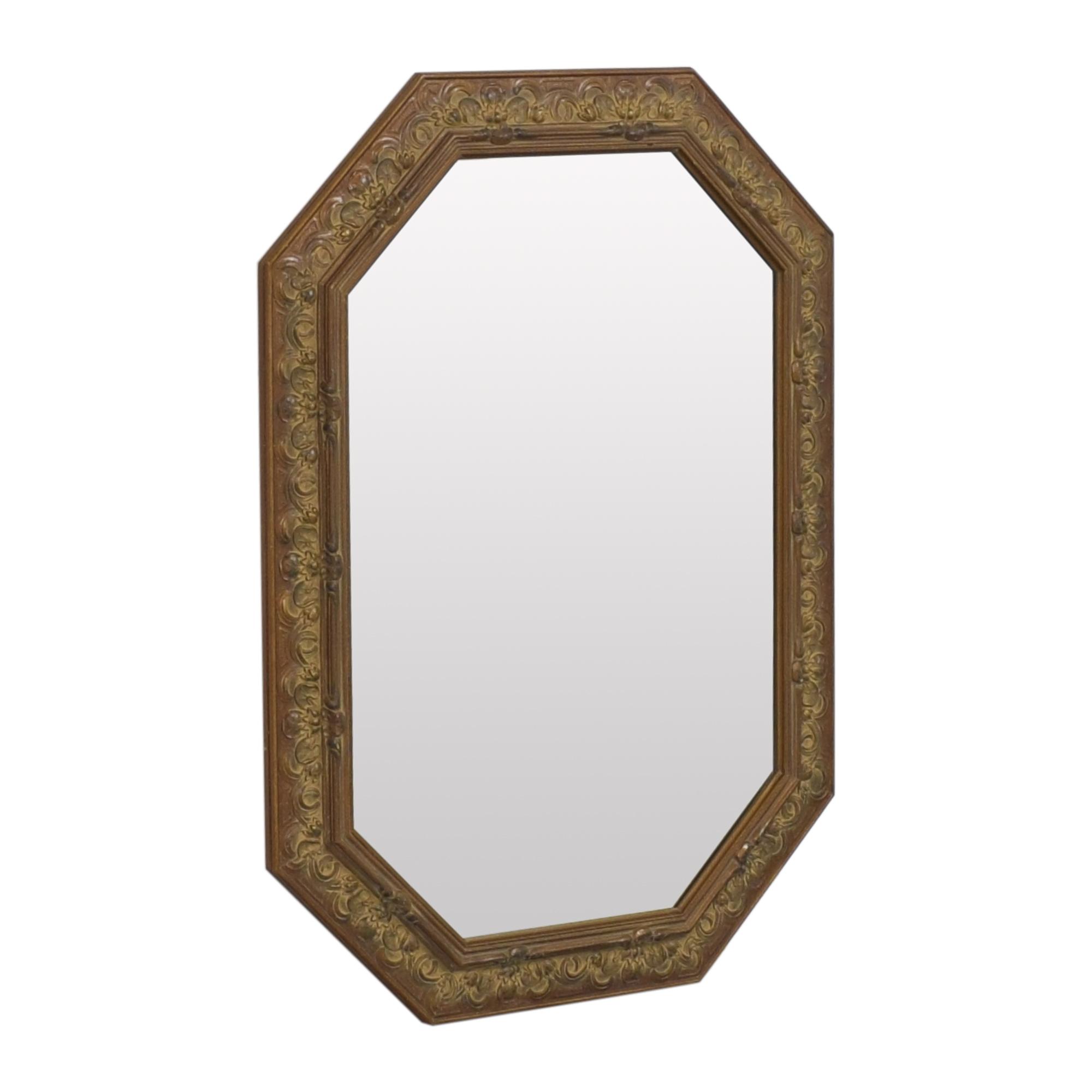 Ethan Allen Ethan Allen Octagonal Wall Mirror coupon