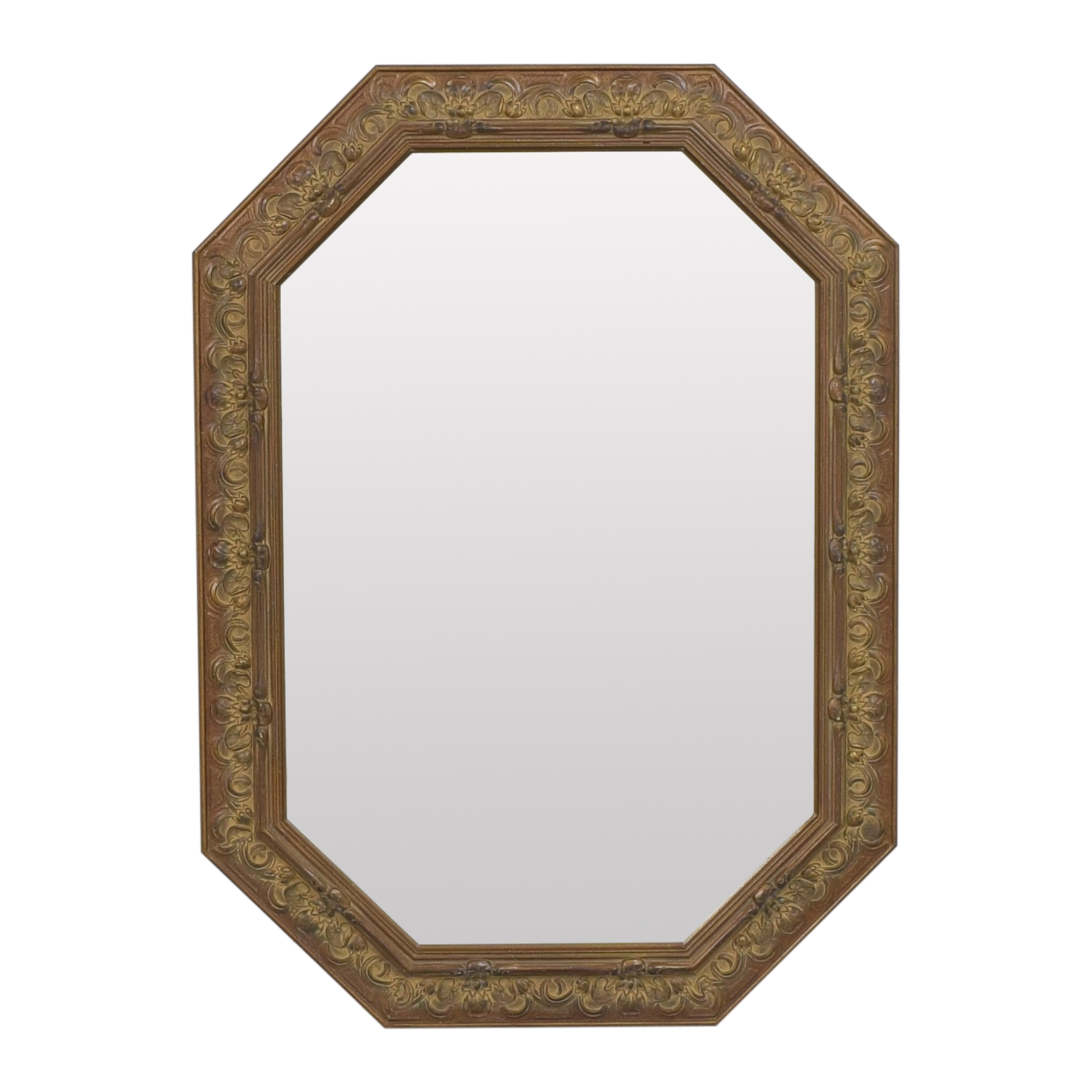 Ethan Allen Ethan Allen Octagonal Wall Mirror dimensions