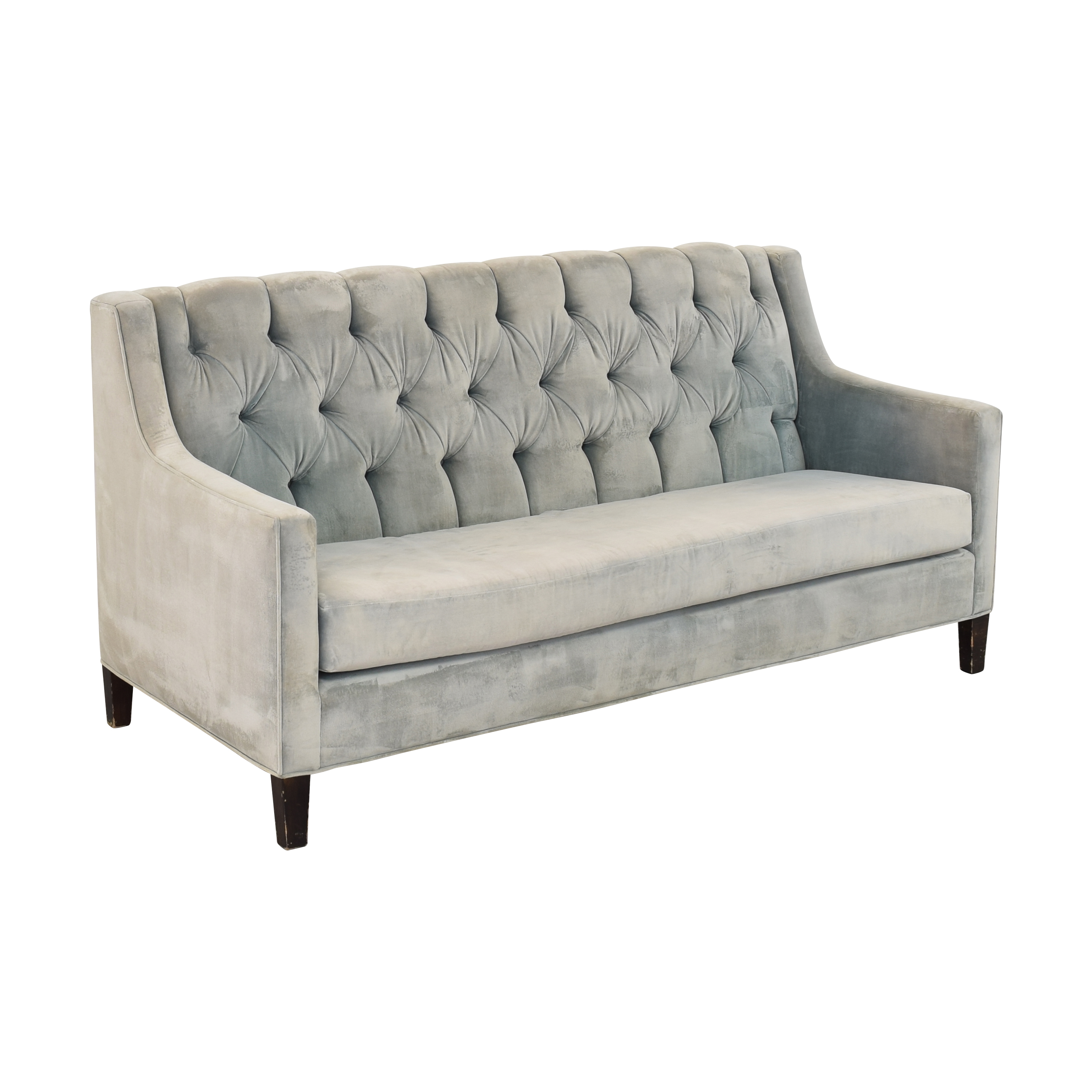 Tufted Upholstered Sofa nyc